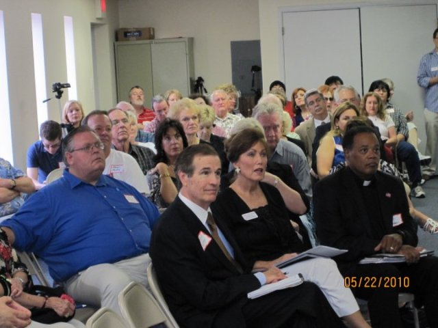 Texas Federation of Republican Women GOTV Training 5.22.10
