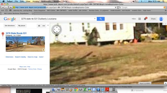 Screen shot taken on May 12 2014