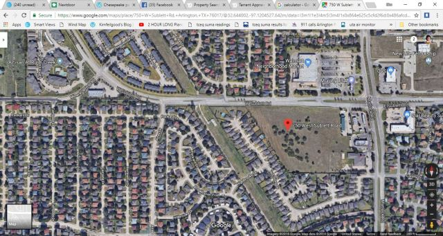 total 750 w sublett vacant land $3.25 sq ft