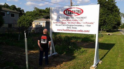 garden sign frackin2