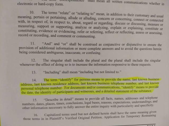 term limits participant employer request