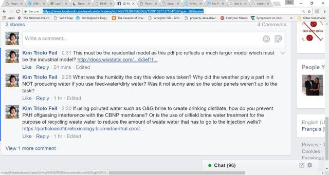 newt water recycle desal