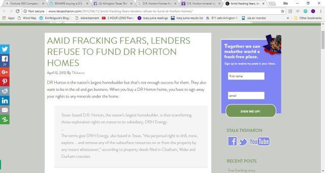 dr horton lending