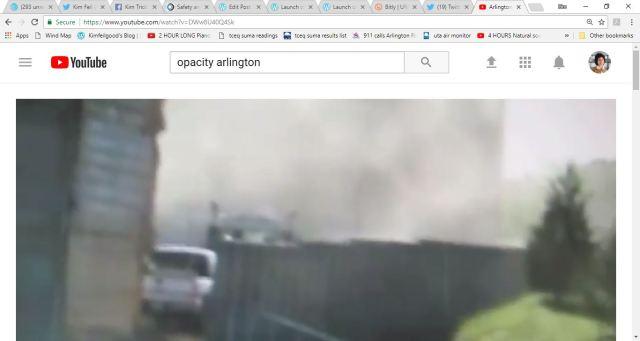 opacity arlington