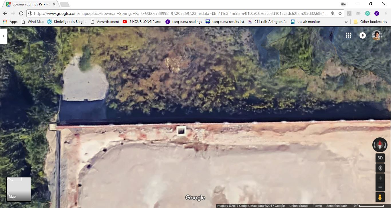 bowman springs drill drainjpg httpsbarnettshalehellwordpresscom20180727hey tarrant county