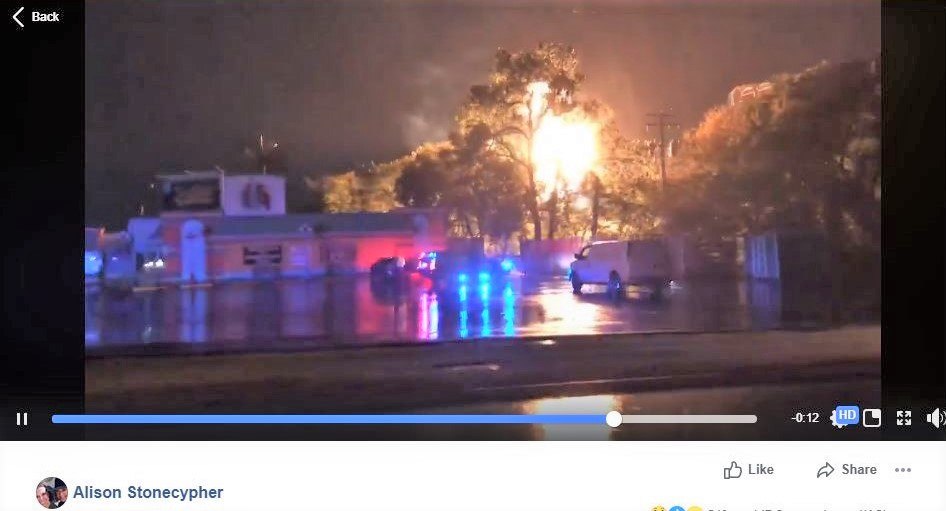 campo verde comperssor station fire oct 20 2019 (2)
